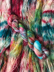 Adopt a Vampire - Titan: 100% Superwash BFL High Twist - Fingering