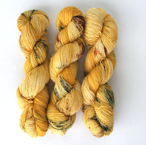 Albus Dumbledore - Zeus: 100% Superwash Merino Single - Fingering