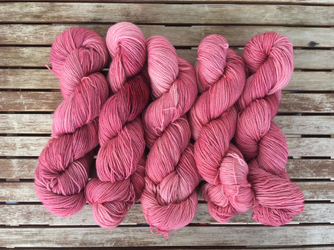 Beautiful Liar- Titan: 100% Superwash BFL High Twist - Fingering