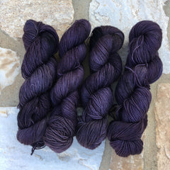 Deep End - Titan: 100% Superwash BFL High Twist - Fingering