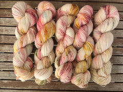 HeartBeat - Titan: 100% Superwash BFL High Twist - Fingering