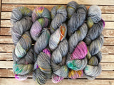 Requiem For A Dream - Titan: 100% Superwash BFL High Twist - Fingering