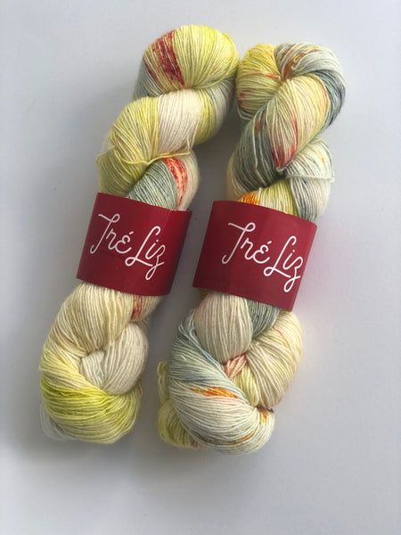 Margarita - Zeus: 100% Superwash Merino Single - Fingering