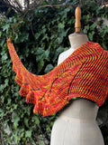 """Eartha"" Shawl by Treliz"
