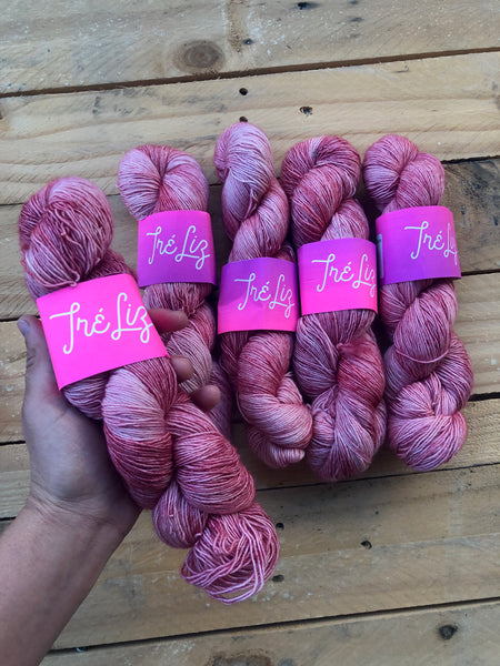 Beautiful Liar - Zeus: 100% Superwash Merino Single - Fingering