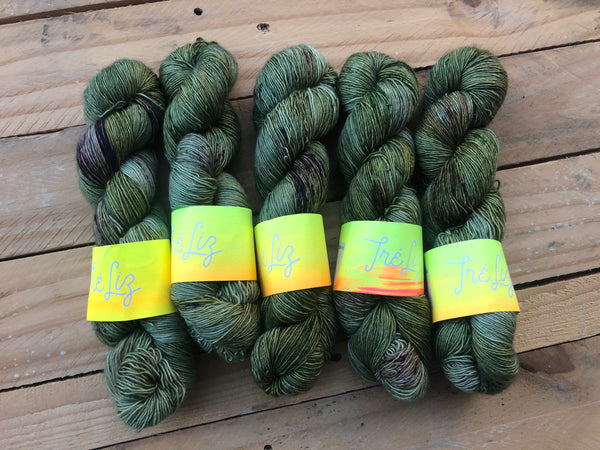 Outlander - Zeus: 100% Superwash Merino Single - Fingering