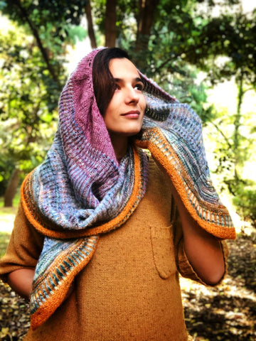 "Pre-order ""Evolve Yourself"" by Treliz & Free pattern"