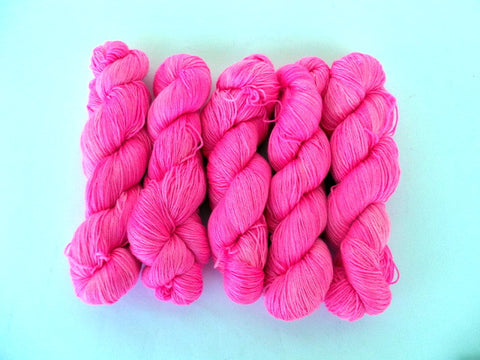 Fight Club - Ares: 75% Superwash Merino 25% Nylon - Sock
