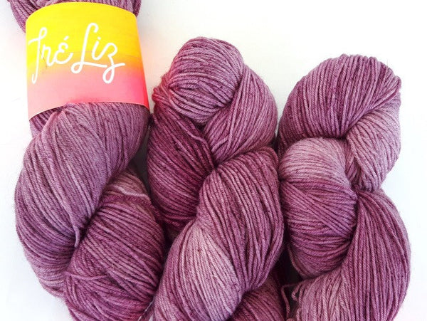 Yarngasm - Ares: 75% Superwash Merino 25% Nylon - Sock