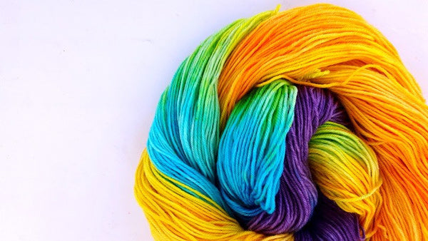 Ammolite - Ares: 75% Superwash Merino 25% Nylon - Sock