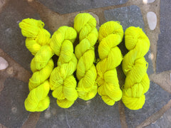 Lemon Incest - Zeus: 100% Superwash Merino Single - Fingering