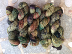 Felix Felicis! - Zeus: 100% Superwash Merino Single - Fingering