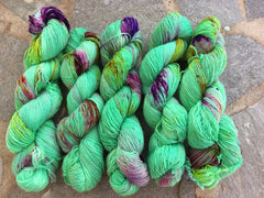 Felix Felicis!! - Zeus: 100% Superwash Merino Single - Fingering