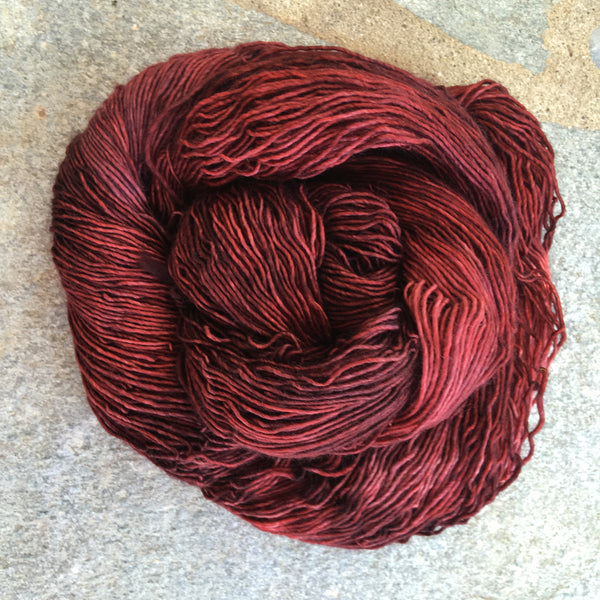 Bluebeard - Zeus: 100% Superwash Merino Single - Fingering