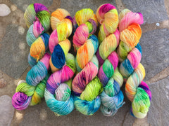 Papa Don't Preach - Zeus 100% Superwash Merino Single - Fingering