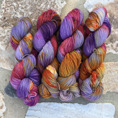 New Rules - Titan: 100% Superwash BFL High Twist - Fingering
