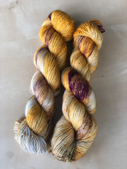 Remus Lupin - Psyche - 50% Superwash Merino 50% Silk - Single Fingering