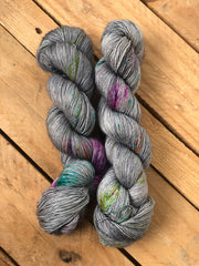 Requiem For A Dream - Zeus: 100% Superwash Merino Single - Fingering