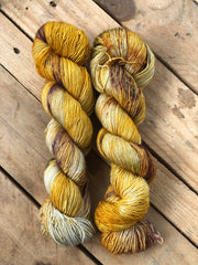 Remus Lupin - Zeus: 100% Superwash Merino Single - Fingering