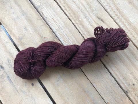 Bluebeard - Yama: 70% Superwash Merino 20% Yak 10% Nylon - Sock