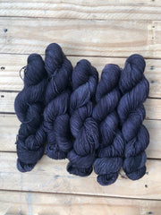 Deep End - Yama: 70% Superwash Merino 20% Yak 10% Nylon - Sock
