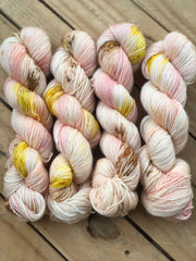 Lotus - Titan: 100% Superwash BFL High Twist - Fingering