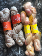 """Love Note"" by Tin Can Knits - KITS - Asteria & Poseidon"