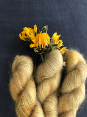 Big Fish - Poseidon: 72% Kid Mohair 28% Silk - Lace