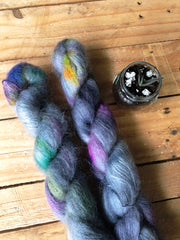 Requiem For A Dream - Poseidon: 72% Kid Mohair 28% Silk - Lace