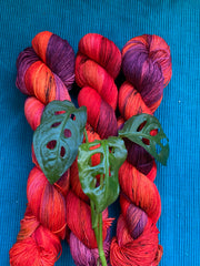 Star Boy - Ares: 75% Superwash Merino 25% Nylon - Sock