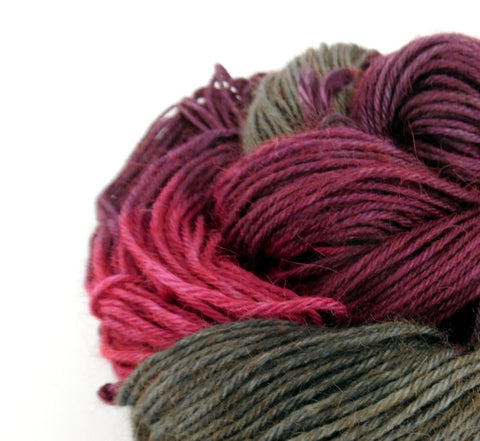 Black Forest - Dionysos: 80% Superfine Alpaca 20% Silk - Sport