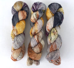 Severus Snape - Zeus: 100% Superwash Merino Single - Fingering