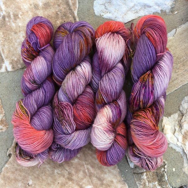 Sweet Disposition - Titan: 100% Superwash BFL High Twist - Fingering