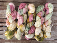 Take me with you - Titan: 100% Superwash BFL High Twist - Fingering