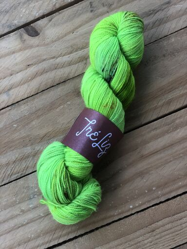 H-Smash - Titan: 100% Superwash BFL High Twist - Fingering