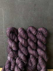 Deep End - Zeus: 100% superwash merino Single fingering