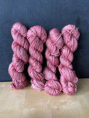 Beautiful Liar - Gaia: 85% Superwash Merino 15% Donegal Nep - Aran