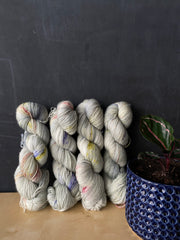 Driving Barefoot after Rhinebeck - Titan: 100% Superwash BFL High Twist - Fingering