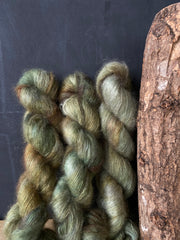 Outlander - Poseidon: 72% Kid Mohair 28% Silk - Lace