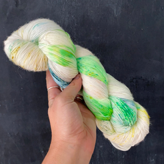 Mojito - Ares: 75% Superwash Merino 25% Nylon - Sock