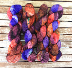 Kir Royale - Zeus: 100% Superwash Merino Single - Fingering