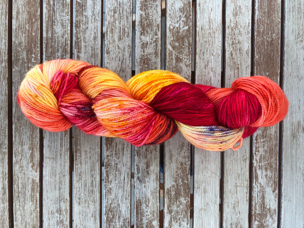 Cosmopolitan - Titan: 100% Superwash BFL High Twist - Fingering