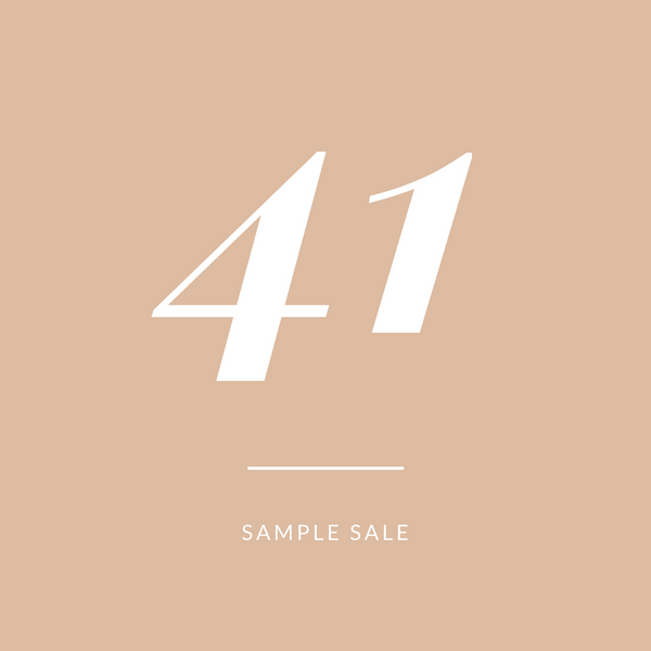 Sample Sale - size 41 leather sandals by Alasia Lifestyle