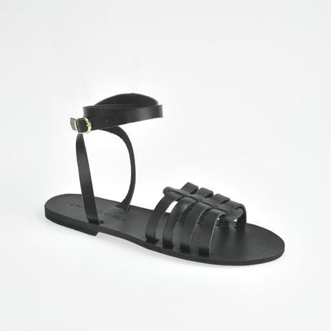 Nissi gladiators in black (PREORDER)