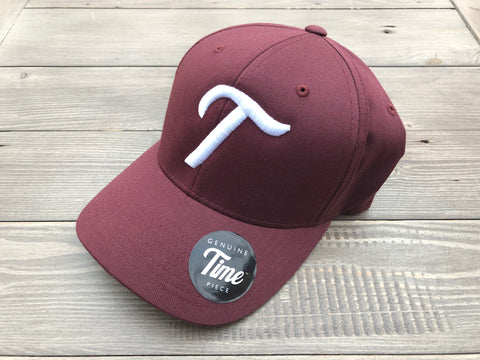 Time T FlexFit Maroon