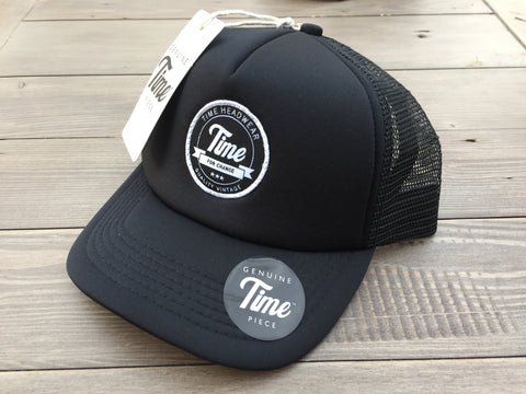Time For Change Trucker Black BLACK FRIDAY OFFER