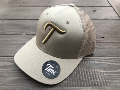 Time T Trucker Khaki