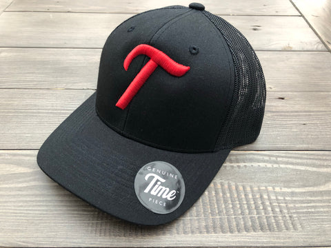 Time T Trucker Black