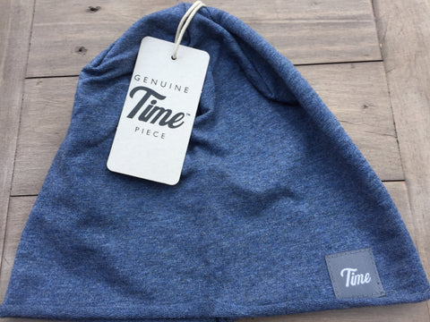 Time Jersey Beanie Denim