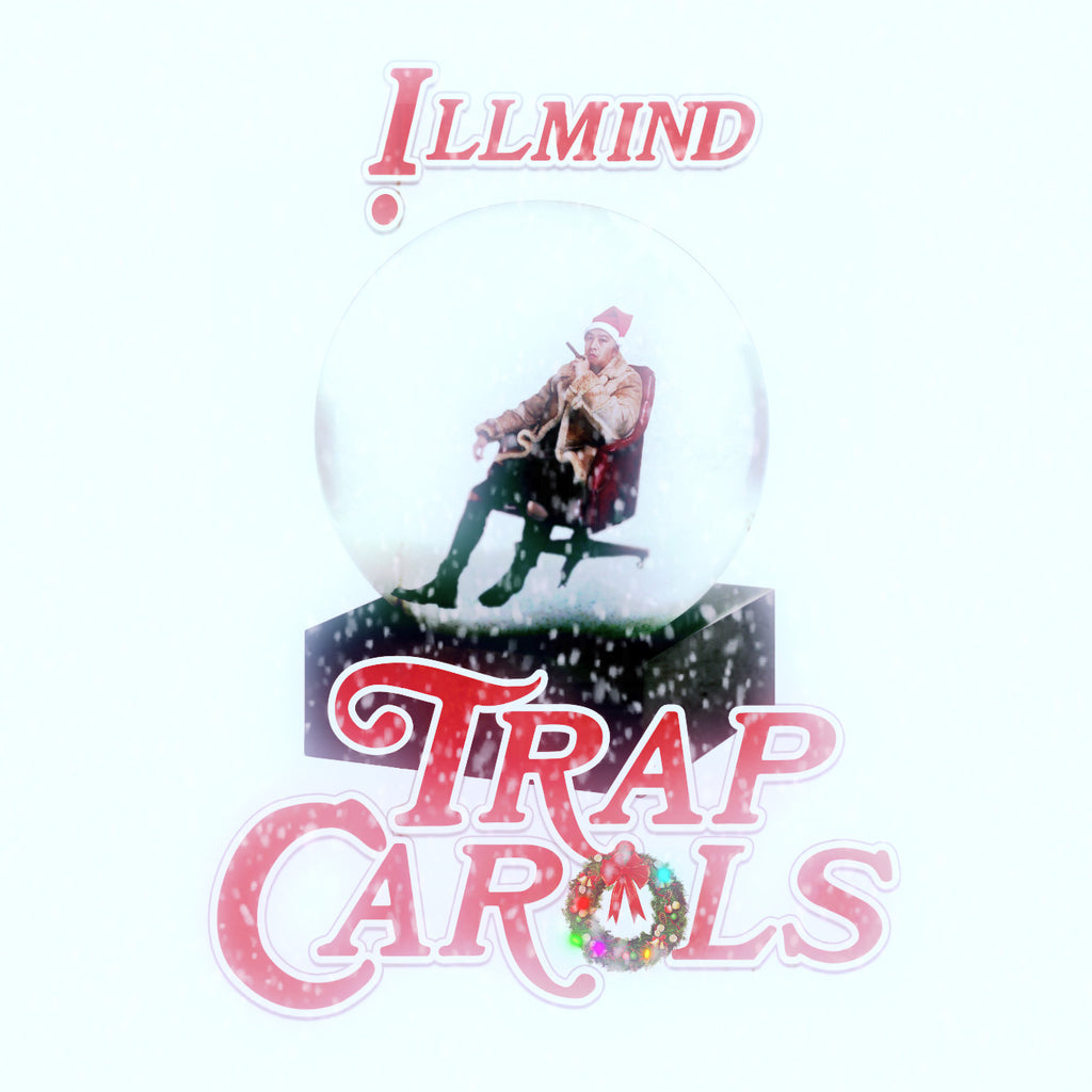 Trap Carols EP - When Holiday Anthems Meet 808 Bass